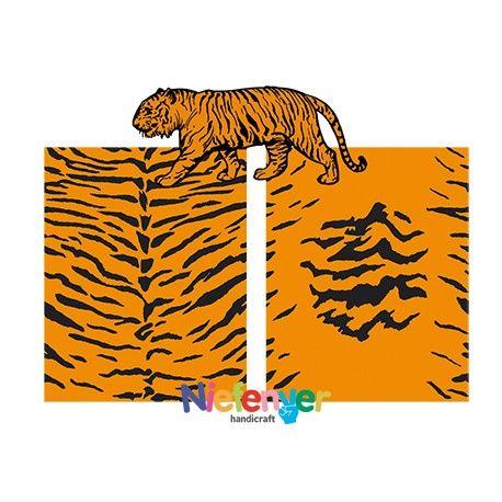 bolsa basura tigre