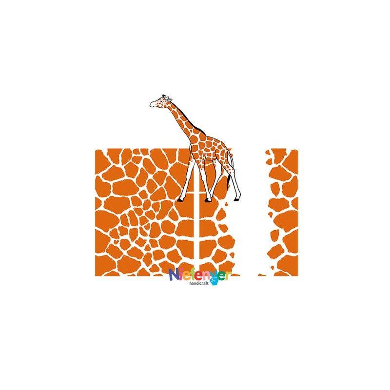 bolsaa dizfraz jirafa
