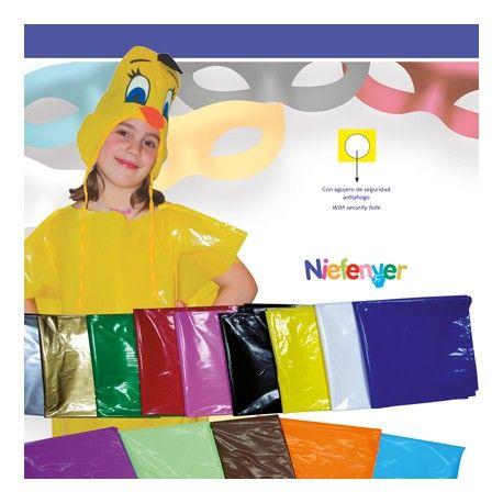 bolsas basura disfraz colores