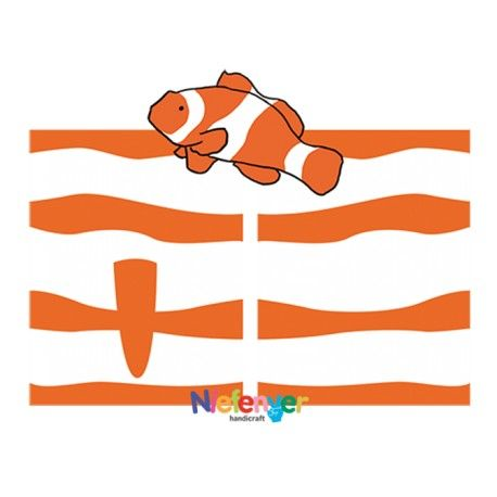 bolsas disfraz pez