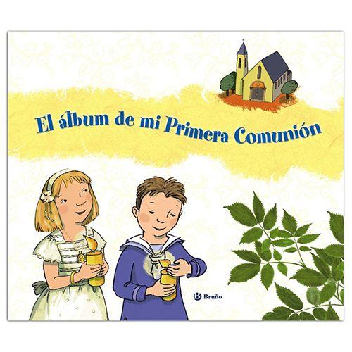 album-primera-comunion-bruño-9788421689257