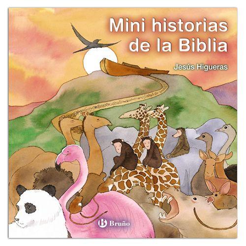 mini-historias-de-la-biblia-bruño-9788421687628