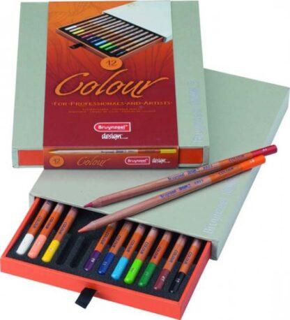 lapiz talens color de 12 piezas